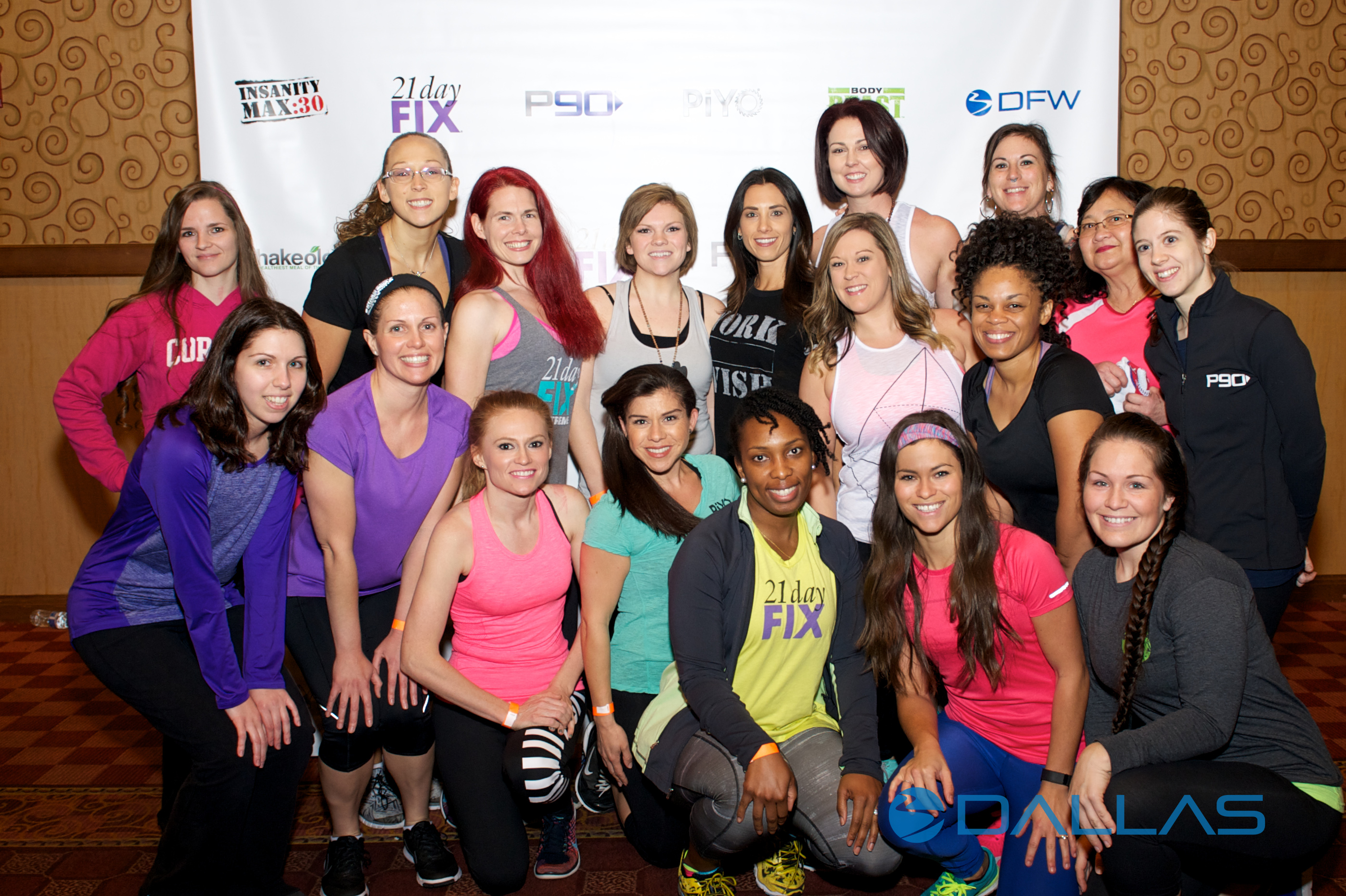 21 Day Fix Hammer and Chisel Autumn Calabrese Dallas Super Sunday
